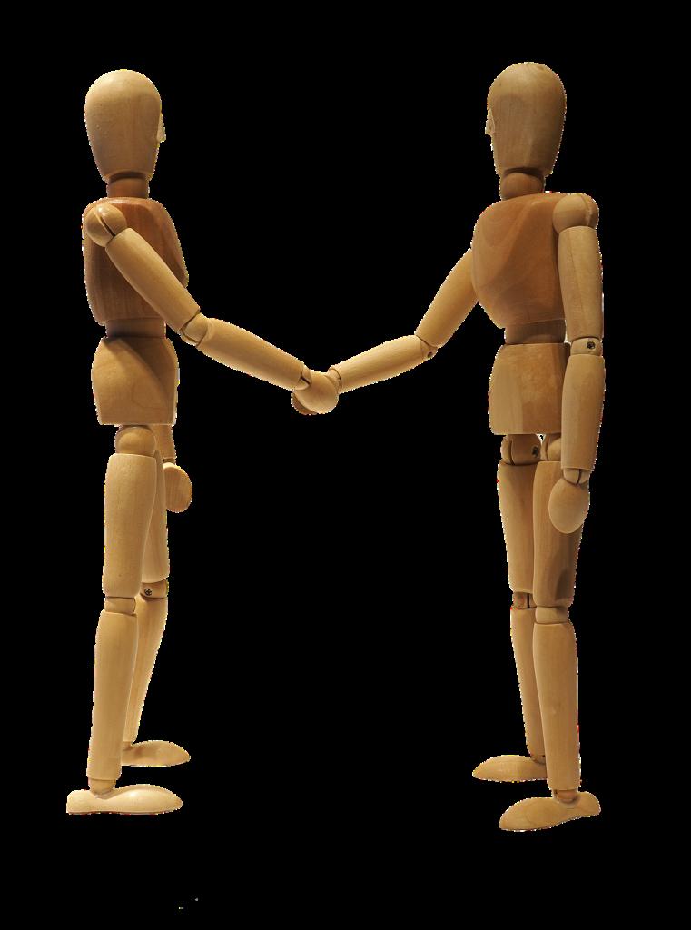 International Grow Handshake